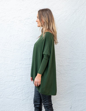 Willow jumper in Khaki