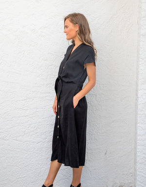 Esther dress in Black