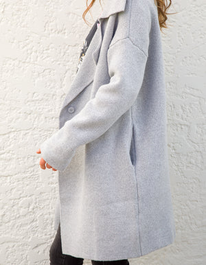 Fable jacket in Grey