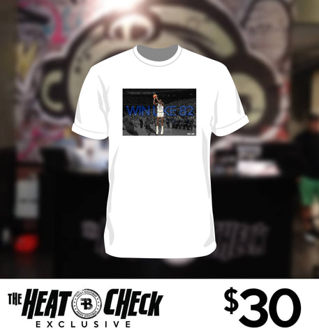 The Heat Check Win Like 82 T-Shirt
