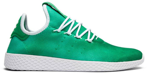 Adidas Pharrell x Tennis Hu Holi Bright Green