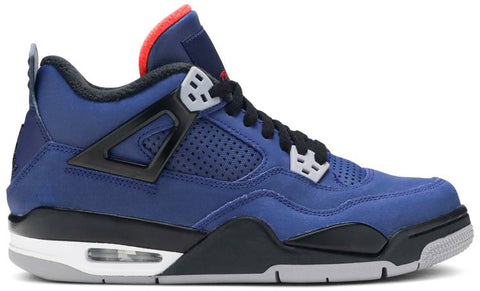 Air Jordan 4 Retro WNTR GS 'Loyal Blue'