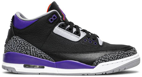 Air Jordan 3 Retro 'Court Purple'