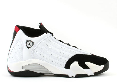 Air Jordan Retro 14 Black Toe 2006