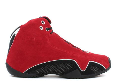 Air Jordan XX1 Red Suede