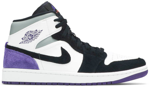 Air Jordan 1 Mid SE 'Varsity Purple'