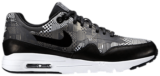 Womens Air Max 1 Ultra Moire Black History Month