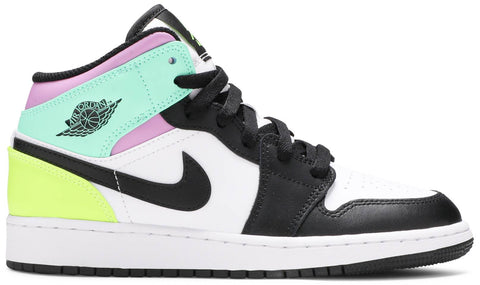 Air Jordan 1 Mid GS 'Pastel'