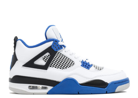 Air Jordan Retro 4 Motorsport