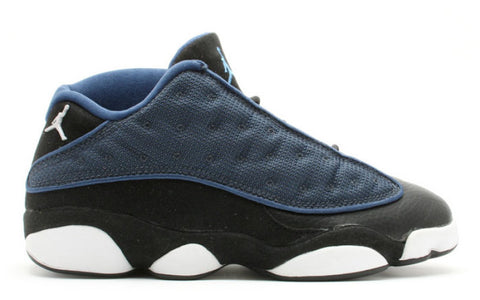 Air Jordan Retro 13 Low Brave Blue