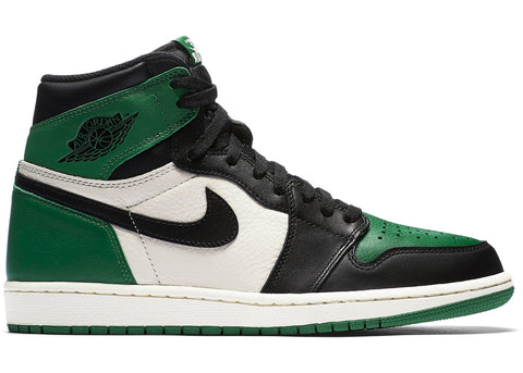 Air Jordan Retro 1 Pine Green