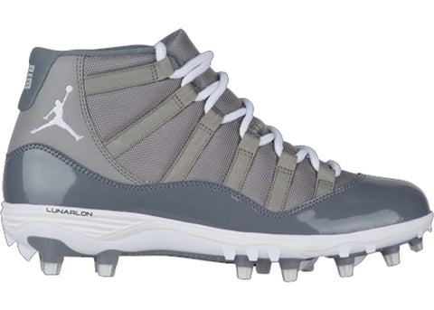 Air Jordan Retro 11 Cool Grey Cleat