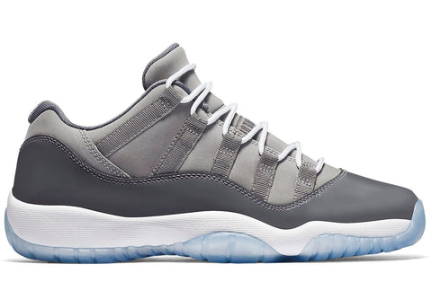 Jordan 11 Retro Low Cool Grey (GS)