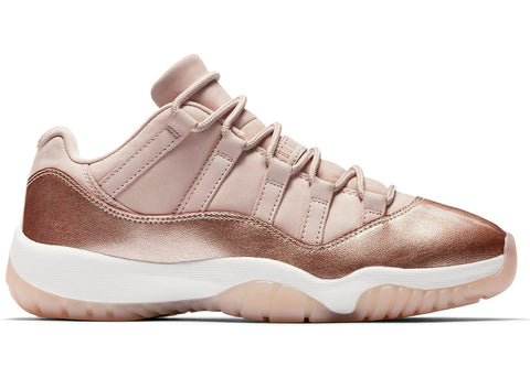 Air Jordan Retro 11 Wmns Low Rose Gold