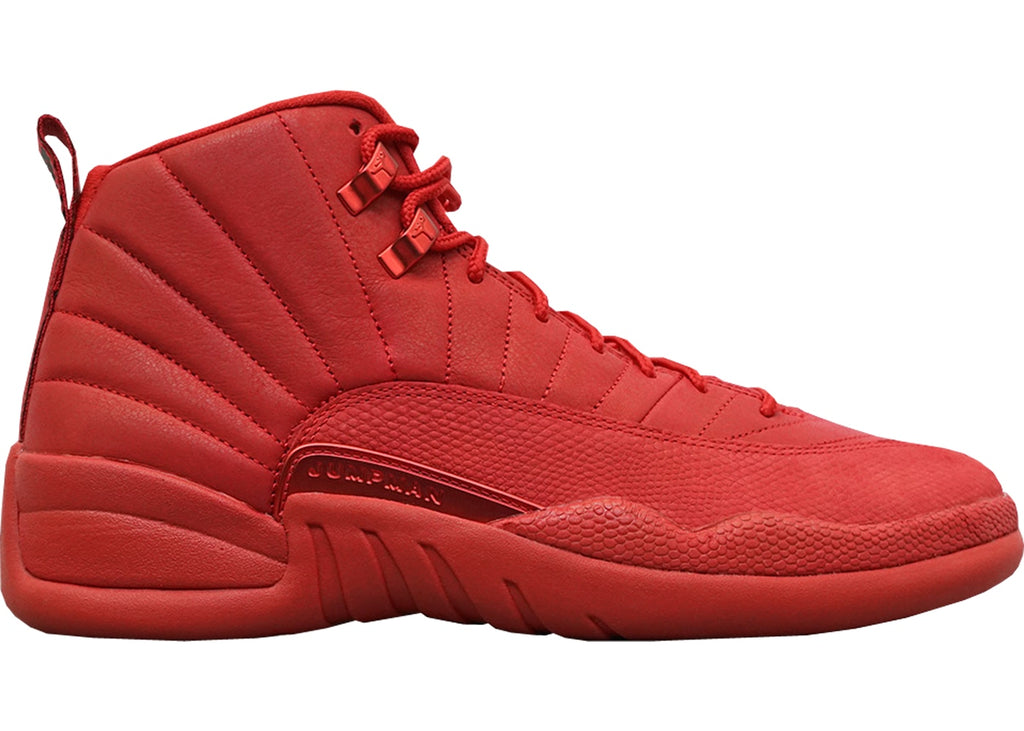 Air Jordan Retro 12 Gym Red Suede