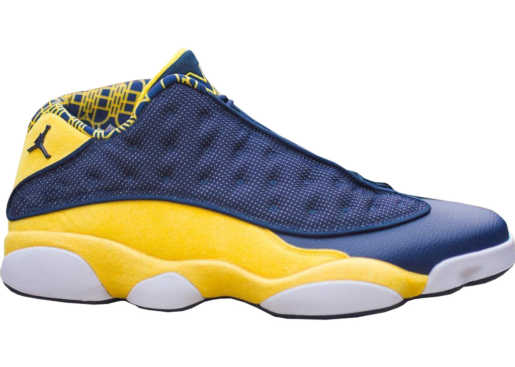 Air Jordan Retro 13 Low Michigan PE