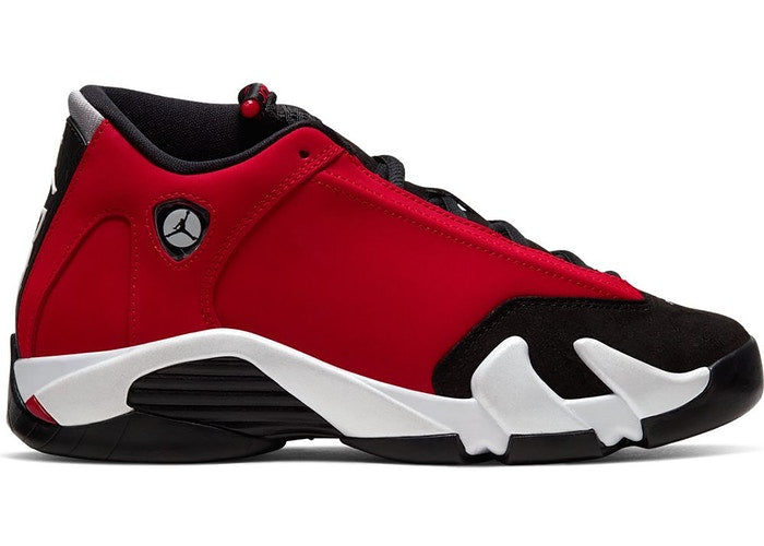 Jordan 14 Retro Gym Red Toro (GS)