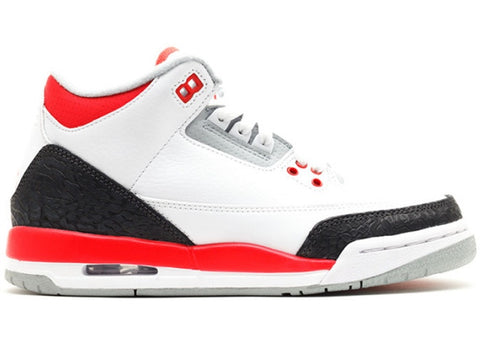 Air Jordan 3 Retro Fire Red 2013 (GS)
