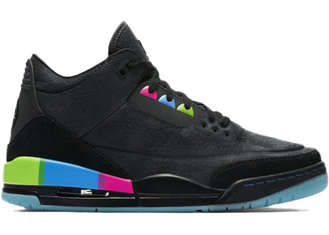 Air Jordan 3 Retro Quai54 GS (2018)