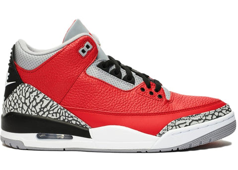 Air Jordan 3 Retro SE Fire Red