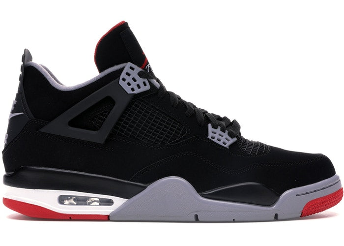 Air Jordan 4 Retro Bred (2019)