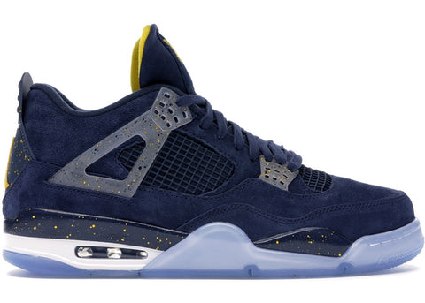 Air Jordan 4 Retro Michigan (PE)