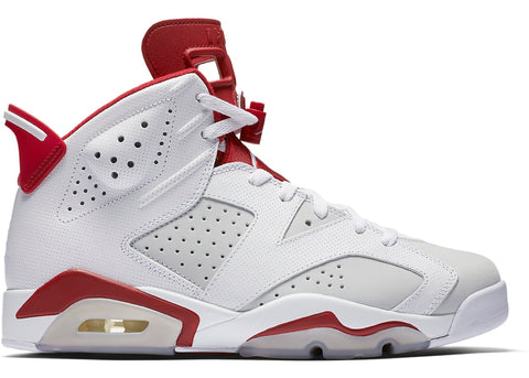 Air Jordan Retro 6 Alternate Hare