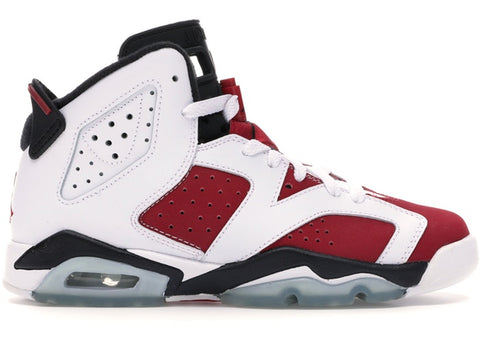 Air Jordan 6 Retro Carmine 2014 (GS)