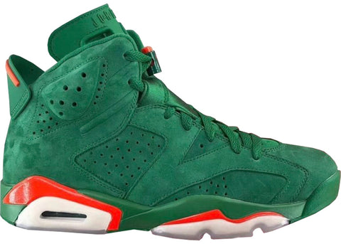 Air Jordan Retro 6 Green Gatorade