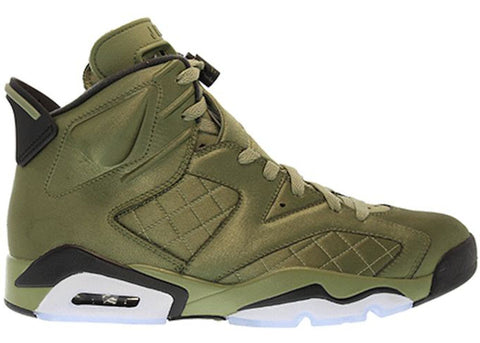 Air Jordan Retro 6 Pinnacle Promo Flight Jacket