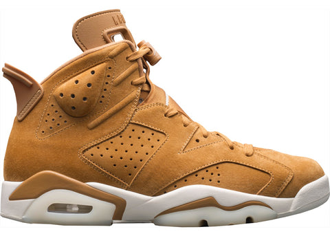 Air Jordan Retro 6 Wheat