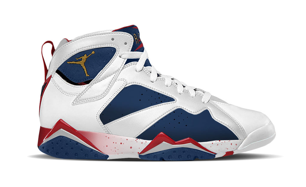 Air Jordan Retro 7 Olympic 2016 Tinker