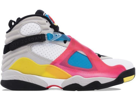 Jordan 8 SP Retro SE White Multi DSM
