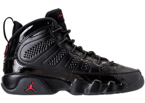 Air Jordan Retro 9 Bred Patent GS