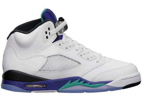 Air Jordan 5 Retro Grape 2013 (GS)