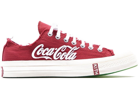 Converse Chuck Taylor All-Star 70s Ox Kith x Coca Cola Red
