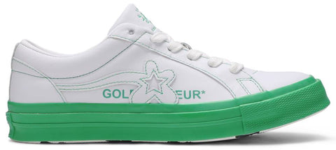 Golf Le Fleur x One Star Ox Kelly Green