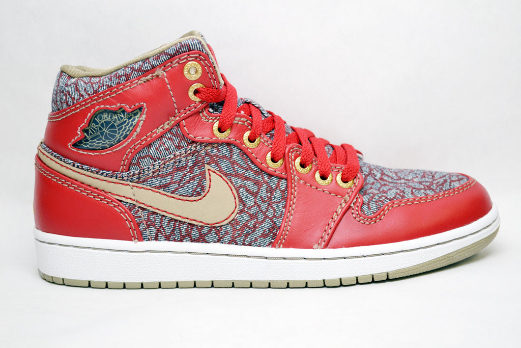 Air Jordan Retro 1 Levi Pack