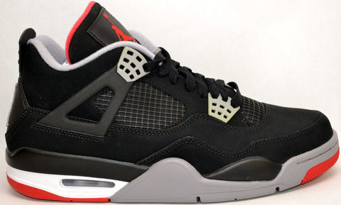 "Air Jordan Retro 4 ""Bred"""