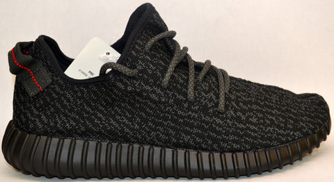 "Adidas Yeezy 350 Boost ""Pirate Black"" 2016"