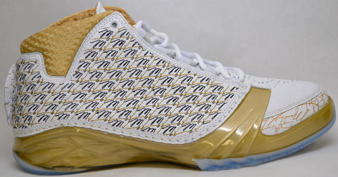 Air Jordan Retro XX3 White Trophy Room