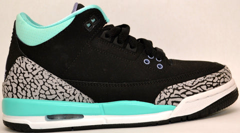 "Air Jordan 3 GS ""Tiffany"""