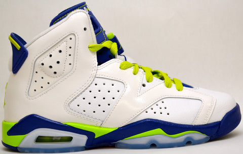 "Air Jordan 6 GS ""Seahawks"""