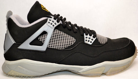 Air Jordan 4 Andruw Jones White Sox Turf PE