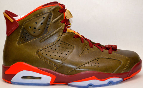 "Air Jordan Retro 6 ""Cigar"""