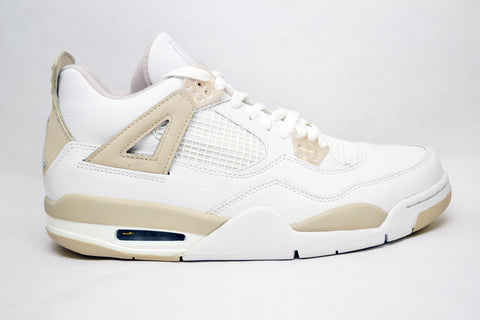Air Jordan Retro 4 Womens Sand
