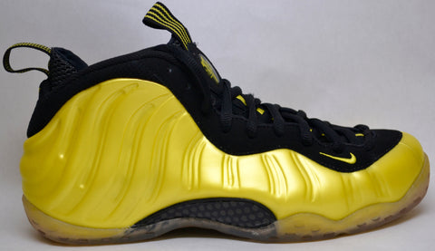 Nike Foamposite One Electrolime Used