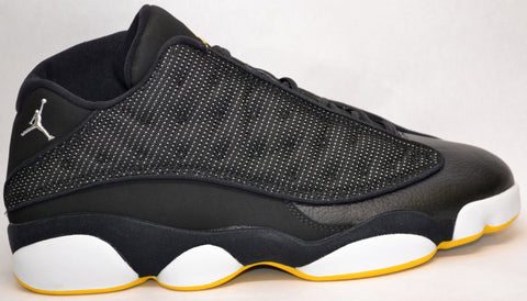 Air Jordan Retro 13 Low Black Maize