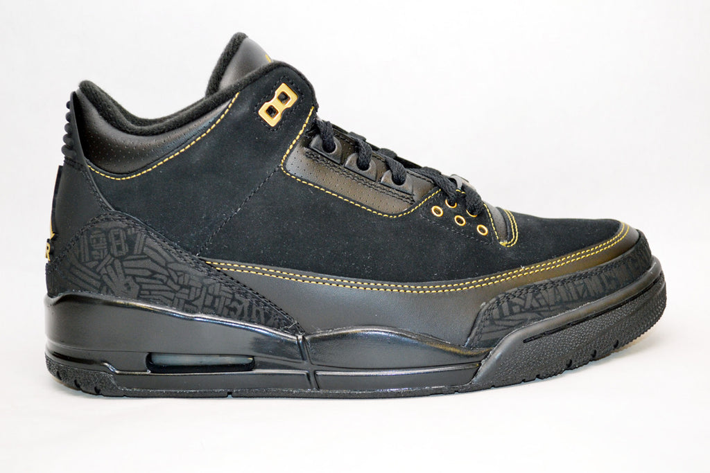 Air Jordan Retro 3 BHM