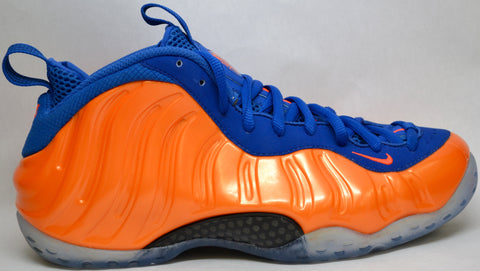 Nike Foamposite One Knicks Used